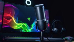 Razer Seirēn Elite: el micrófono profesional gaming sin amplificador