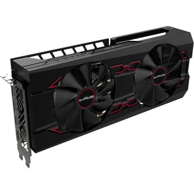 Sapphire Pulse RX Vega 56 frontal