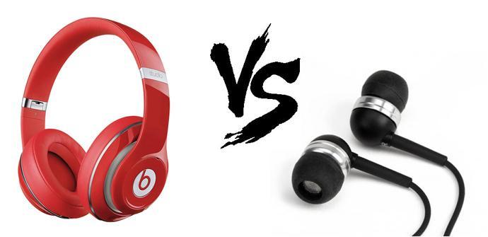 Ver noticia 'Auriculares de diadema vs in ear: ventajas e inconvenientes de ambos'