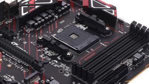 Colorful comienza a fabricar las primeras placas base para AMD con chipset 400