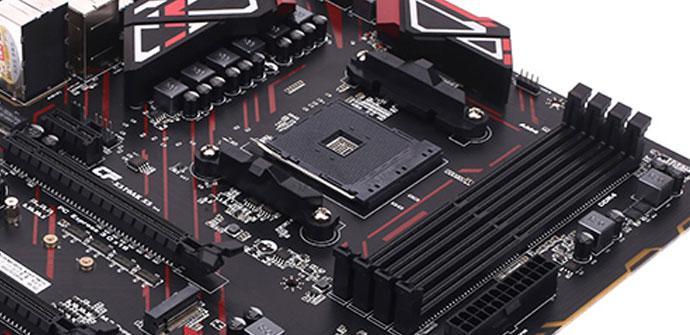 Colorful placa base AMD AM4