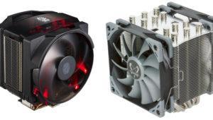 Elige bien el disipador de tu PC: puede haber hasta 12 ºC de diferencia