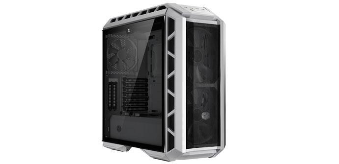MasterCase H500P Mesh White
