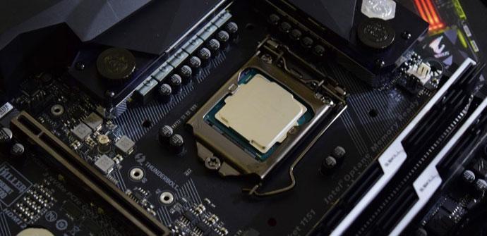 Intel Coffee Lake placa base