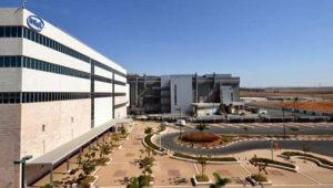 Intel ampliará sus fábricas para empezar a producir procesadores a 10 nm