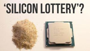 Loteria del silicio: qué es y por qué importa en tu procesador