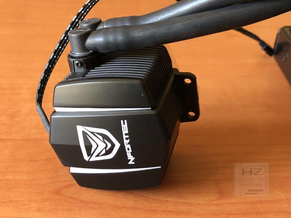 Nfortec Hydrus 240 - Bomba