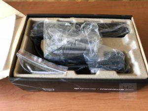Nfortec Hydrus 240 - Caja interior