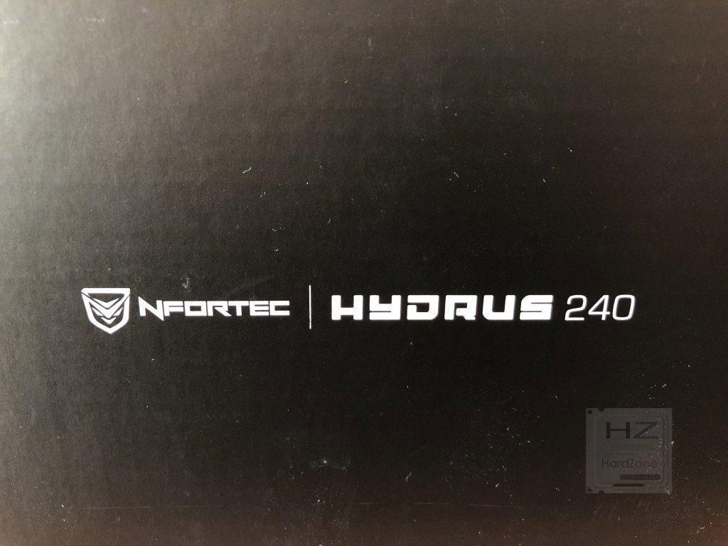 Nfortec Hydrus 240 - Logo