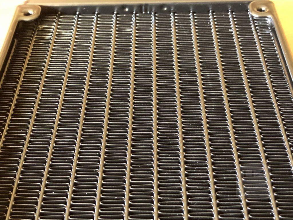 Nfortec Hydrus 240 - Radiador 2