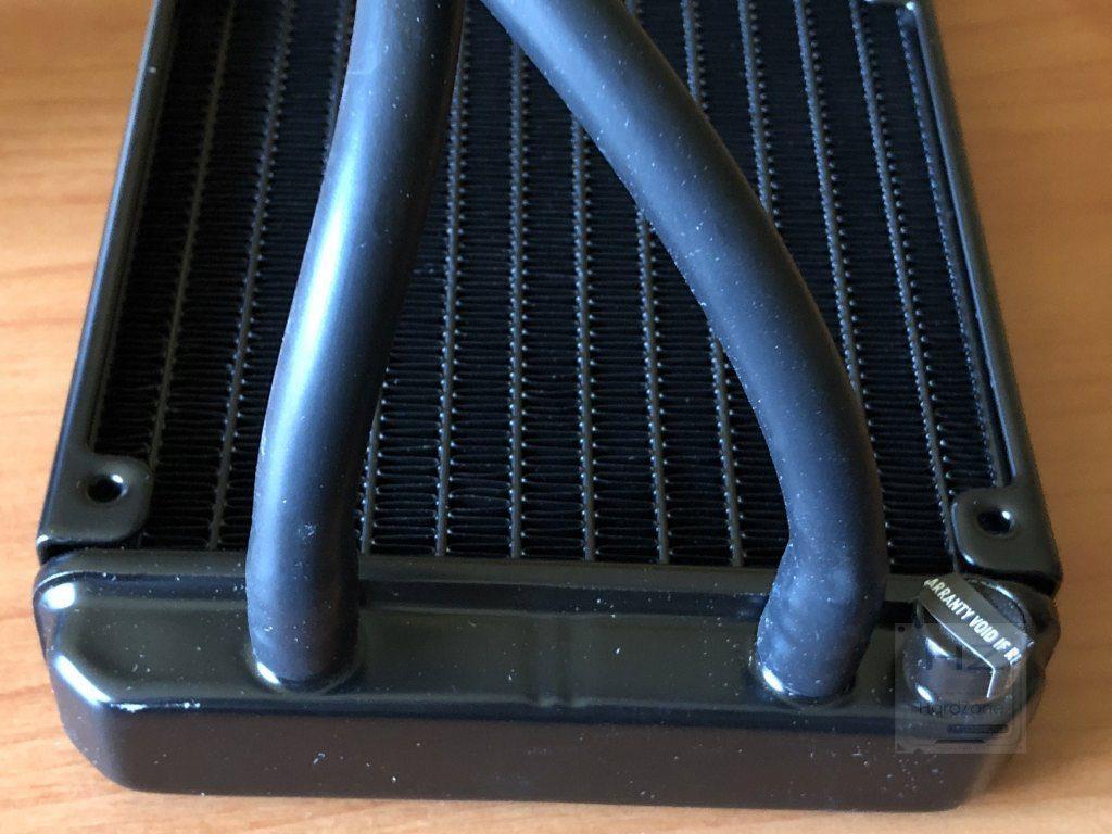 Nfortec Hydrus 240 - Tudoa radiador 2