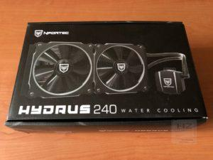 Nfortec Hydrus 240 - caja