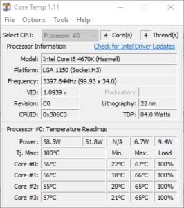 RL Intel