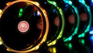 Raijintek Macula Rainbow 12 RGB: ventiladores con 300 perfiles de iluminación y mando