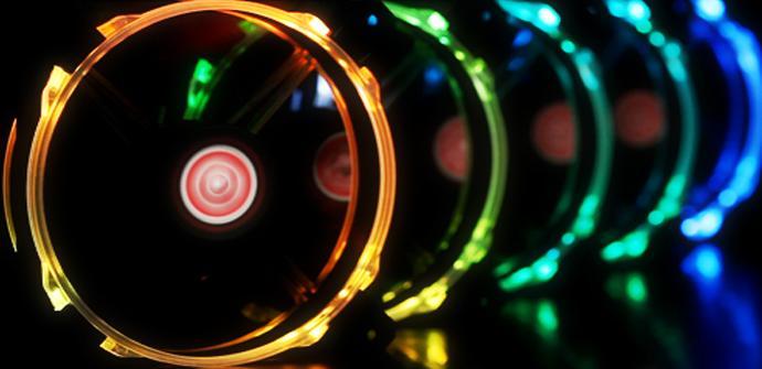 Raijintek Macula 12 RGB ventilador LED