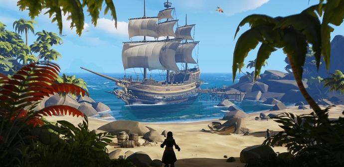 Ver noticia 'Sea of Thieves, qué hardware necesita tu barco para poder navegar por los mares del 4K'