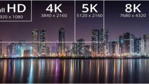 Las televisiones 8K llegarán este año con paneles de AU Optronics