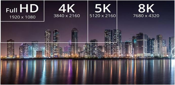 televisiones 8K AU Optronics