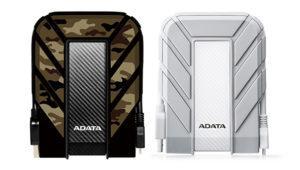 ADATA lanza discos duros externos IP68 impermeables y resistentes a golpes