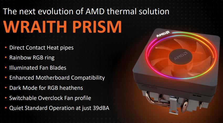 amd wraith prism diapositiva
