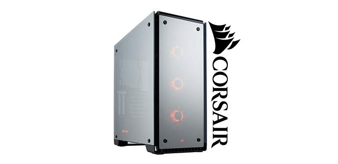 corsair 570x rgb mirror black