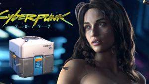CD Projekt Red responde a la polémica de las lootboxes para Cyberpunk 2077