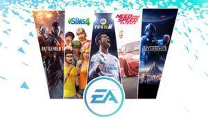 EA lanza descuentos de hasta el 75% en sus mejores juegos: FIFA 18, Battlefront II y más