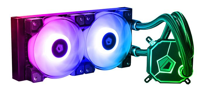 id-cooling dashflow 240 rgb