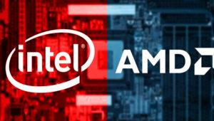 Intel Coffee Lake supera en ventas a AMD Ryzen por primera vez