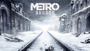 Metro Exodus quiere ser un referente para las pruebas de rendimiento de gráficas