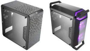 CoolerMaster MasterBox Q300: nuevas cajas baratas y fáciles de transportar