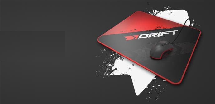 Ver noticia 'Review: Drift Mousepad, el primer periférico gaming de la marca'