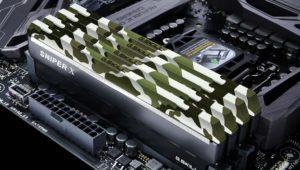 G.SKILL Sniper X, nueva memoria a 3.400 MHz para los AMD Ryzen 2000