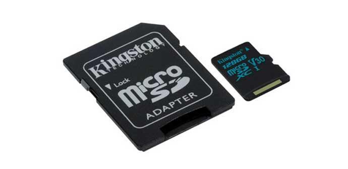 Ver noticia 'Kingston Canvas, así son las nuevas SD y microSD de Kingston'