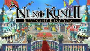 Ni no Kuni II: Revenant Kingdom, disponible la nueva aventura de Level5 y Studio Ghibli para PC