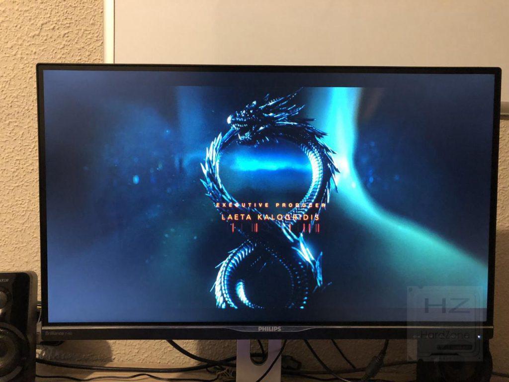 Philips Brilliance 258B6QUEB - Netflix