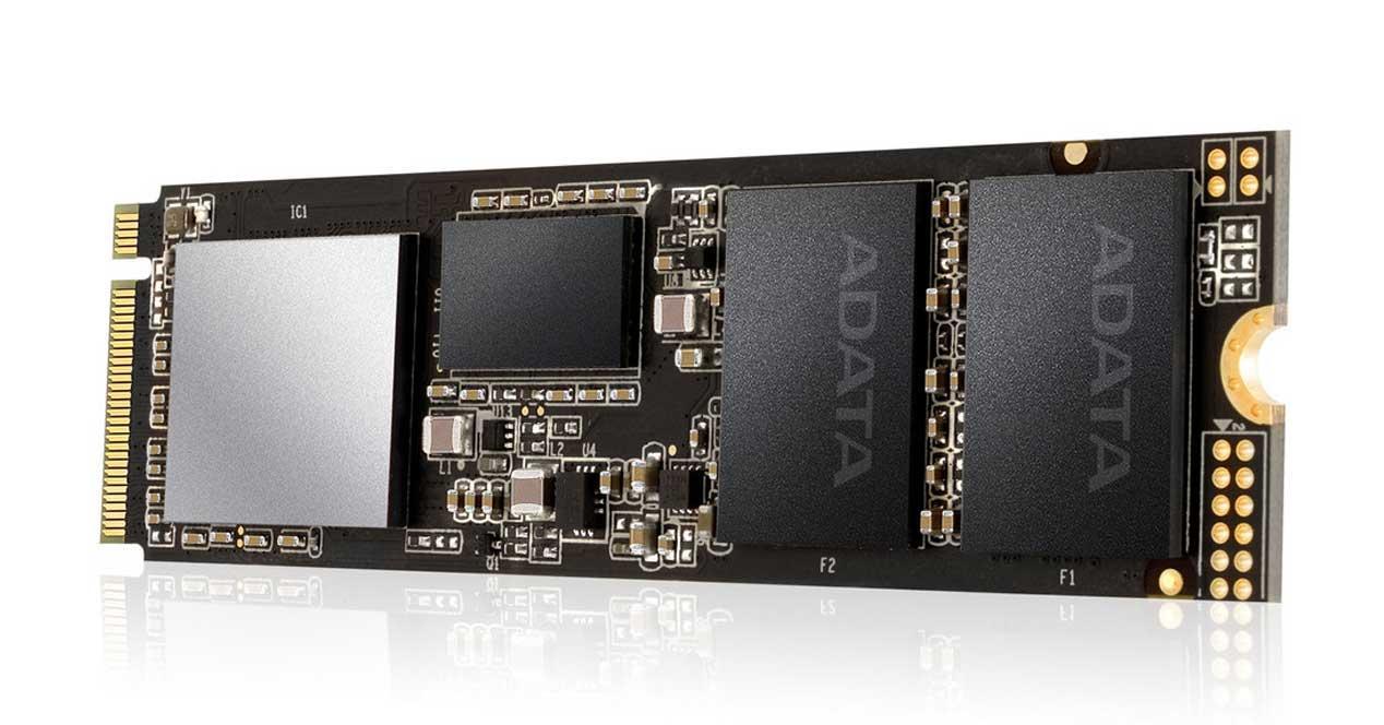 XPG SX8200 M.2 por PCIe