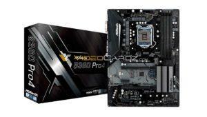 Filtradas las placas base ASRock con los chipsets H370, B360 y H310