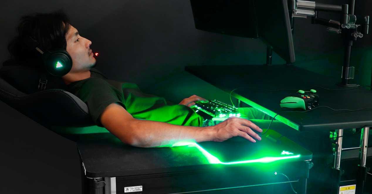 bauhutte escritorio gaming