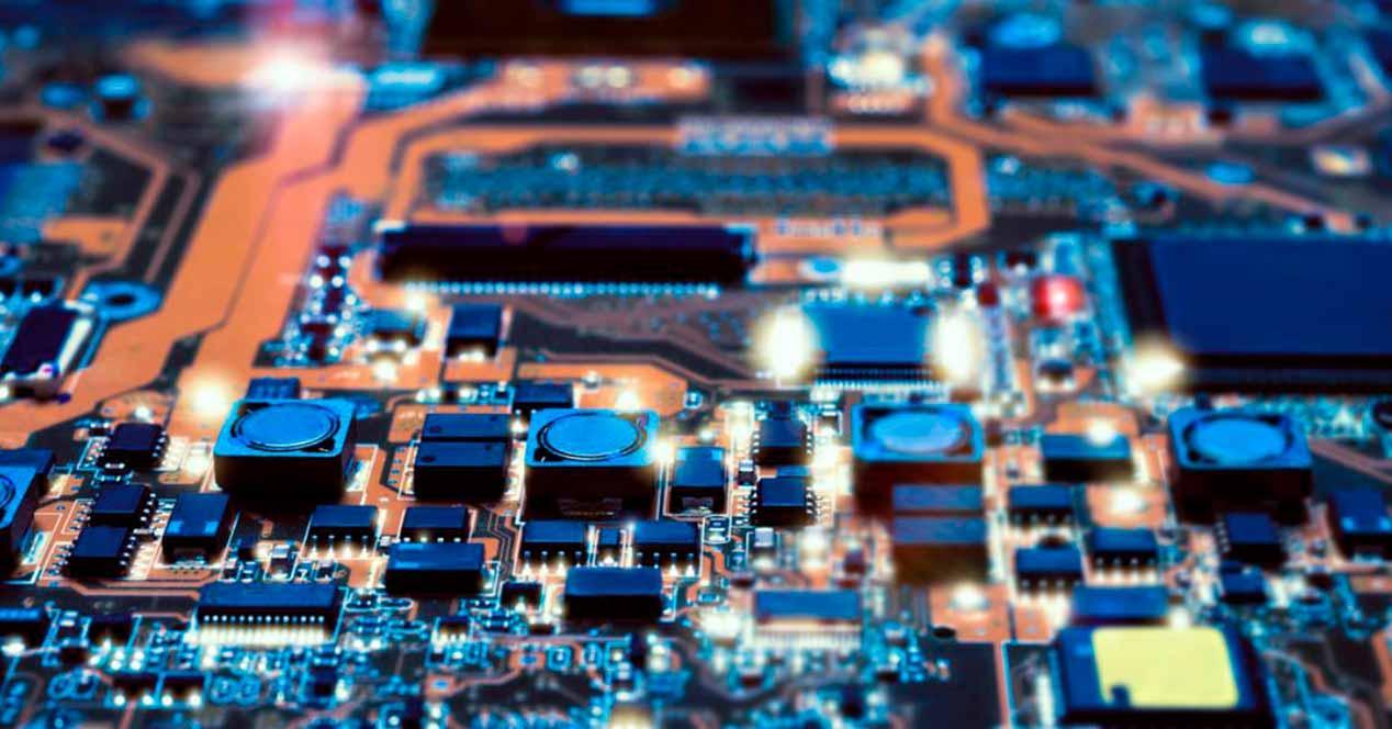 causas fallos dispositivos electronicos