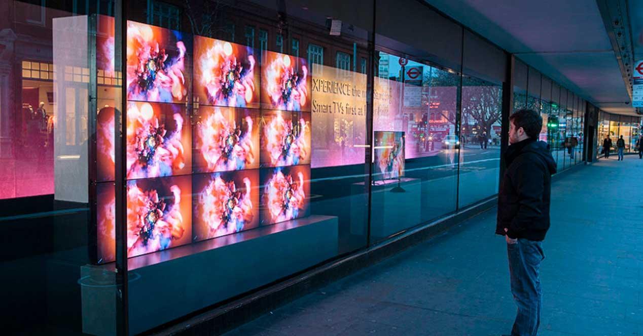 colores monitores diferentes