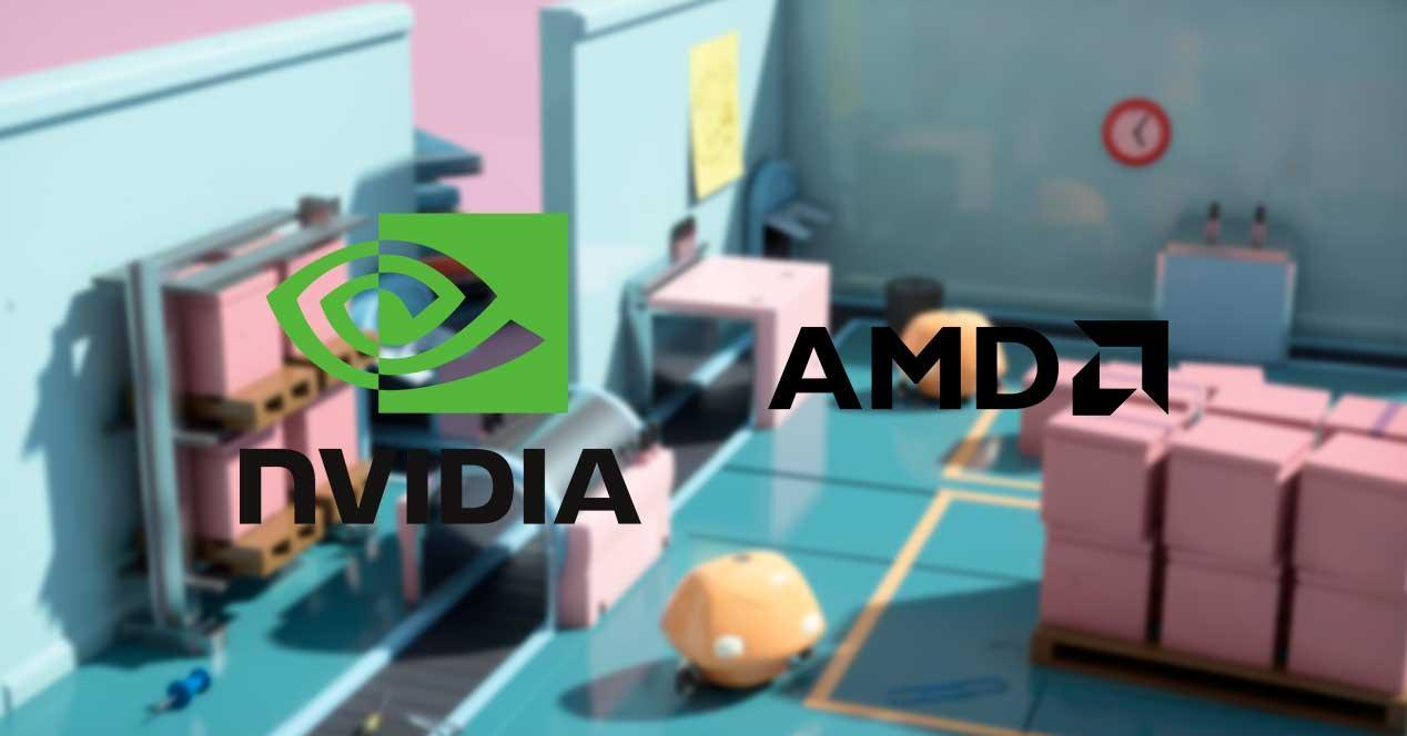 directx raytracing amd nvidia