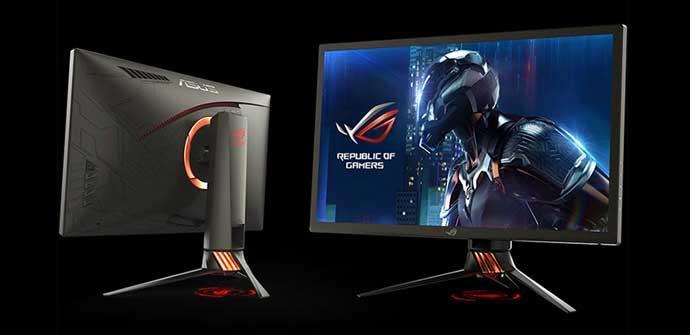 monitores gaming NVIDIA