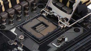 Qué es el socket de la placa base