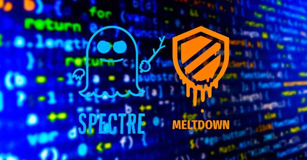spectre meltdown procesadores intel