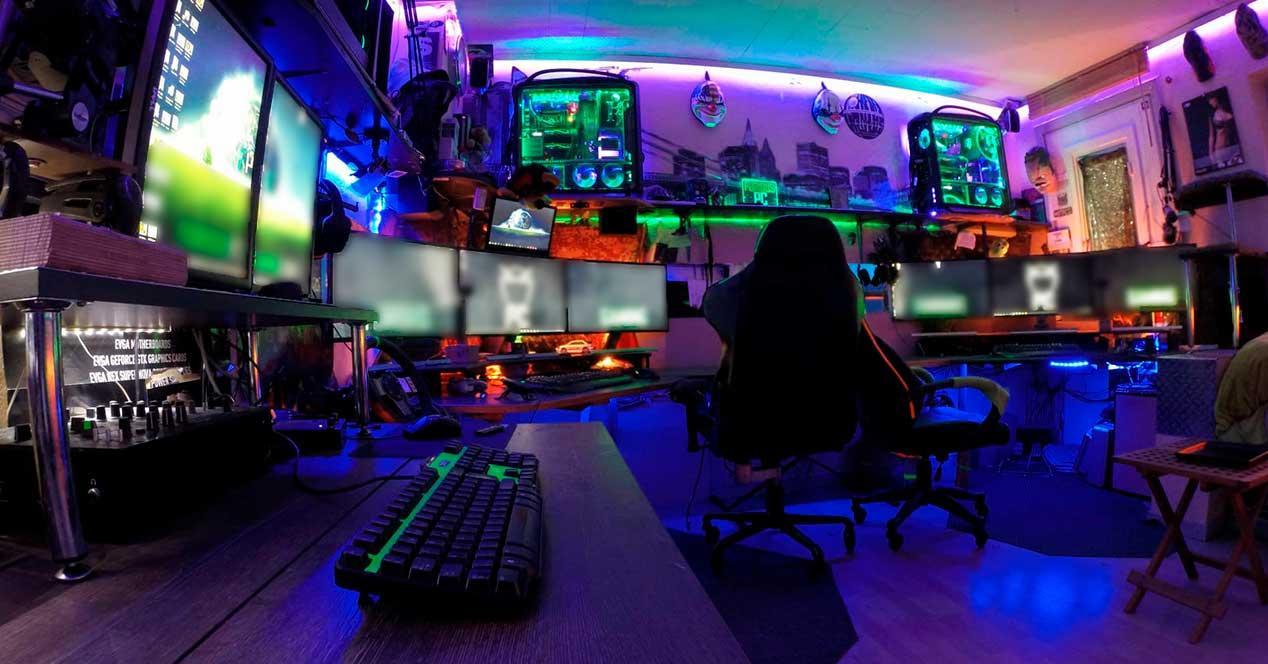 tiempo de respuesta monitor gaming