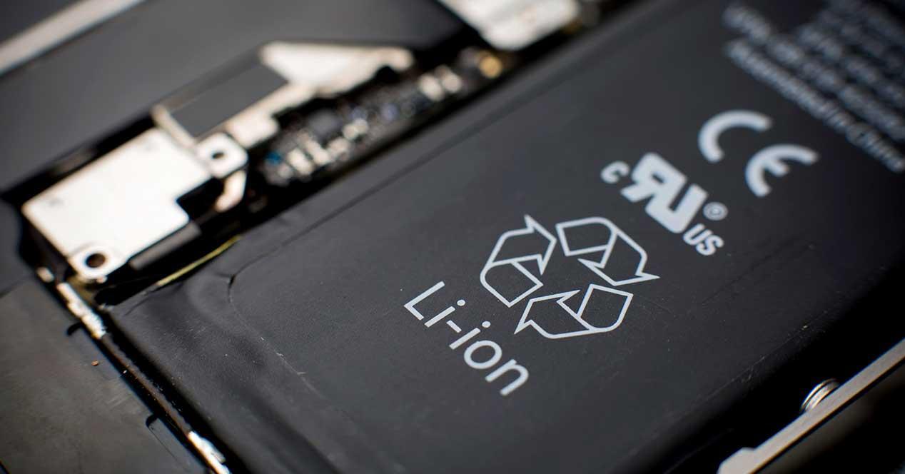 tipos de baterías