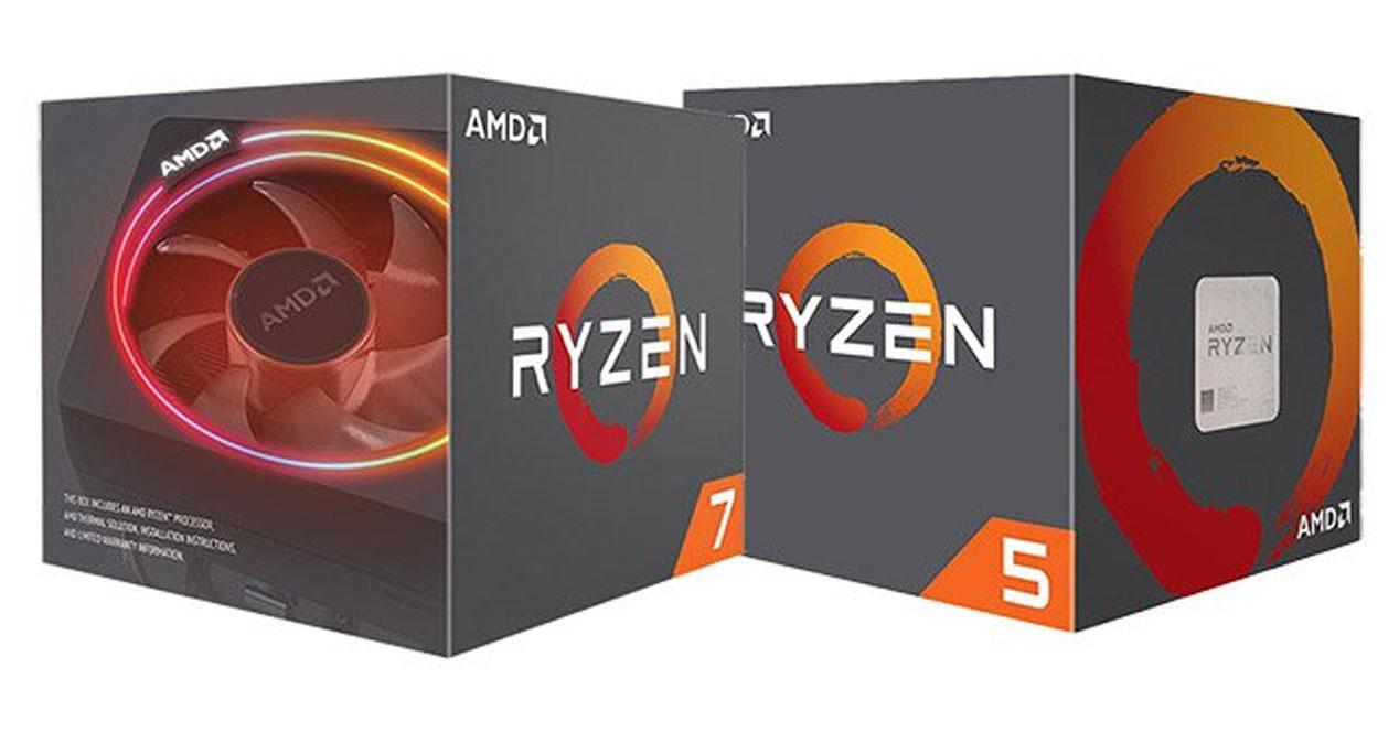 AMD Ryzen 2800X