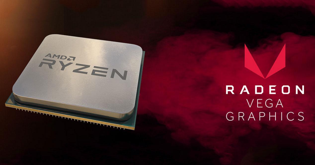 AMD Ryzen APU de bajo consumo