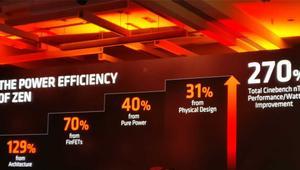 AMD Zen 5 ya se está diseñando y usará 5 nm